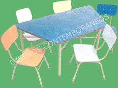 muebles jardin de infantes