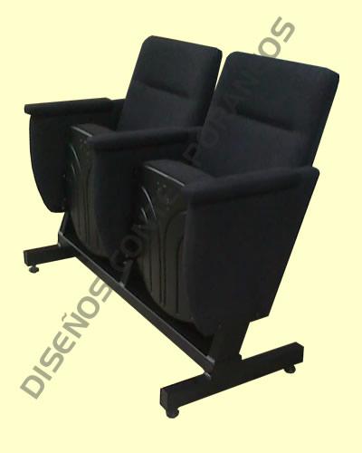 Fabrica de butacas butacas para auditorios muebles for Muebles de oficina jujuy